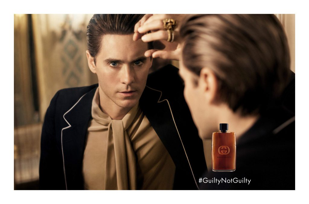 The Latest From #GuiltyNotGuilty Campaign: Gucci Guilty Absolute