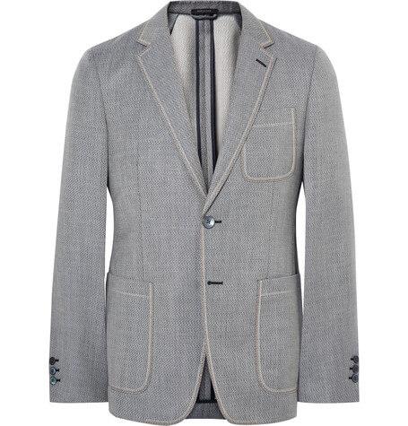 Prada Wool-blend Blazer