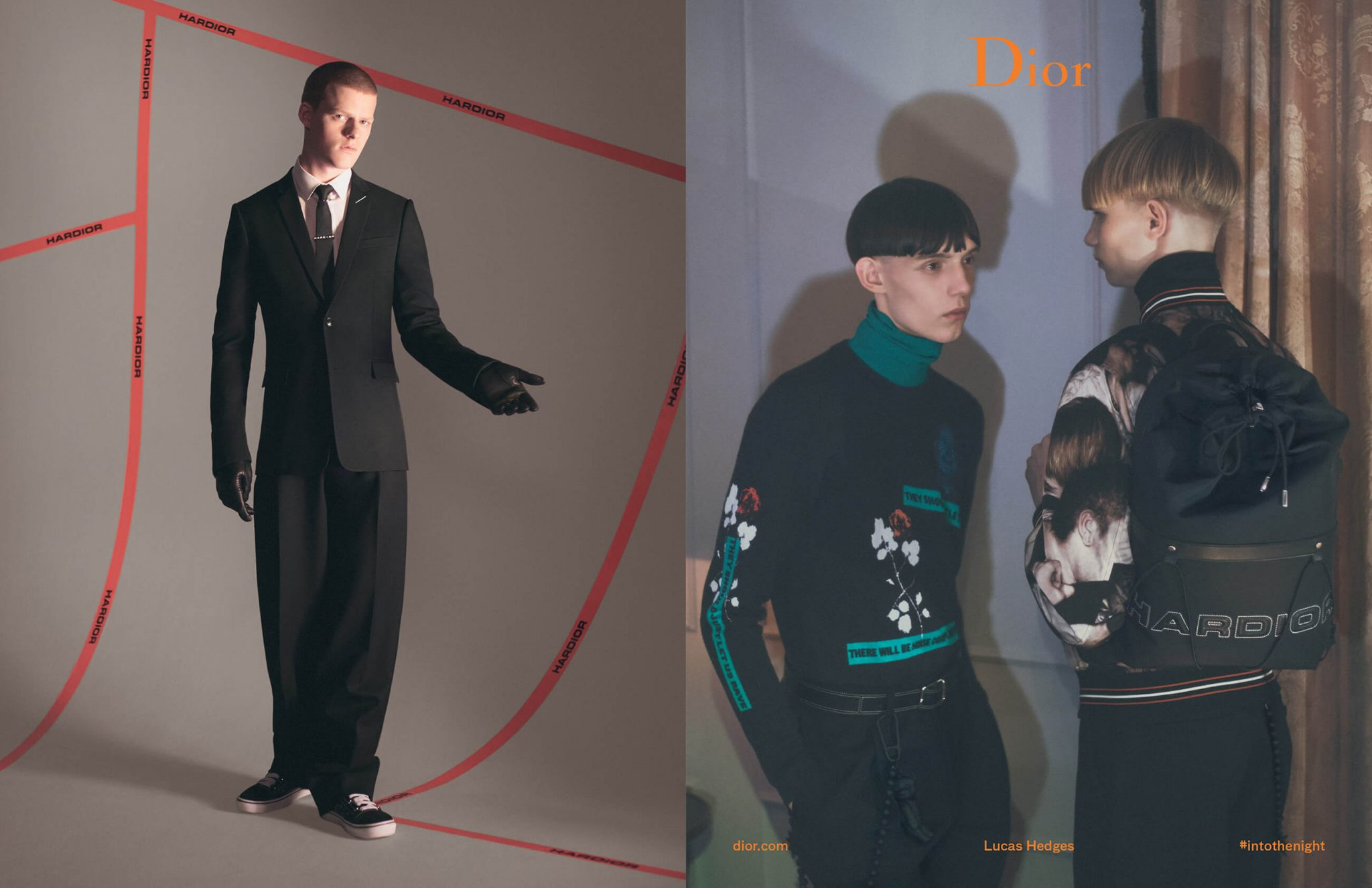Dior Homme Fall/Winter 2017 Campaign