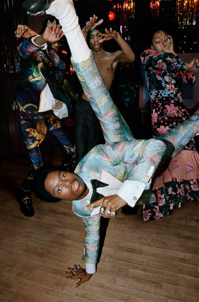 Gucci dances up a storm to celebrate its Pre-Fall 2017 collection