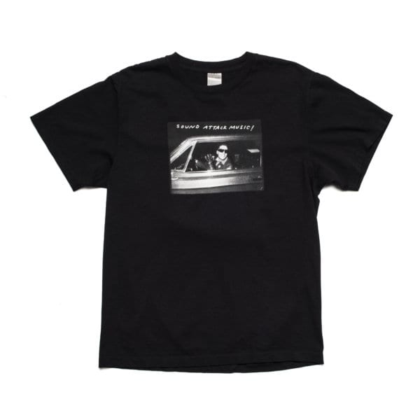Noon Goons x The Weirdos Sound Attack T-Shirt (Black)