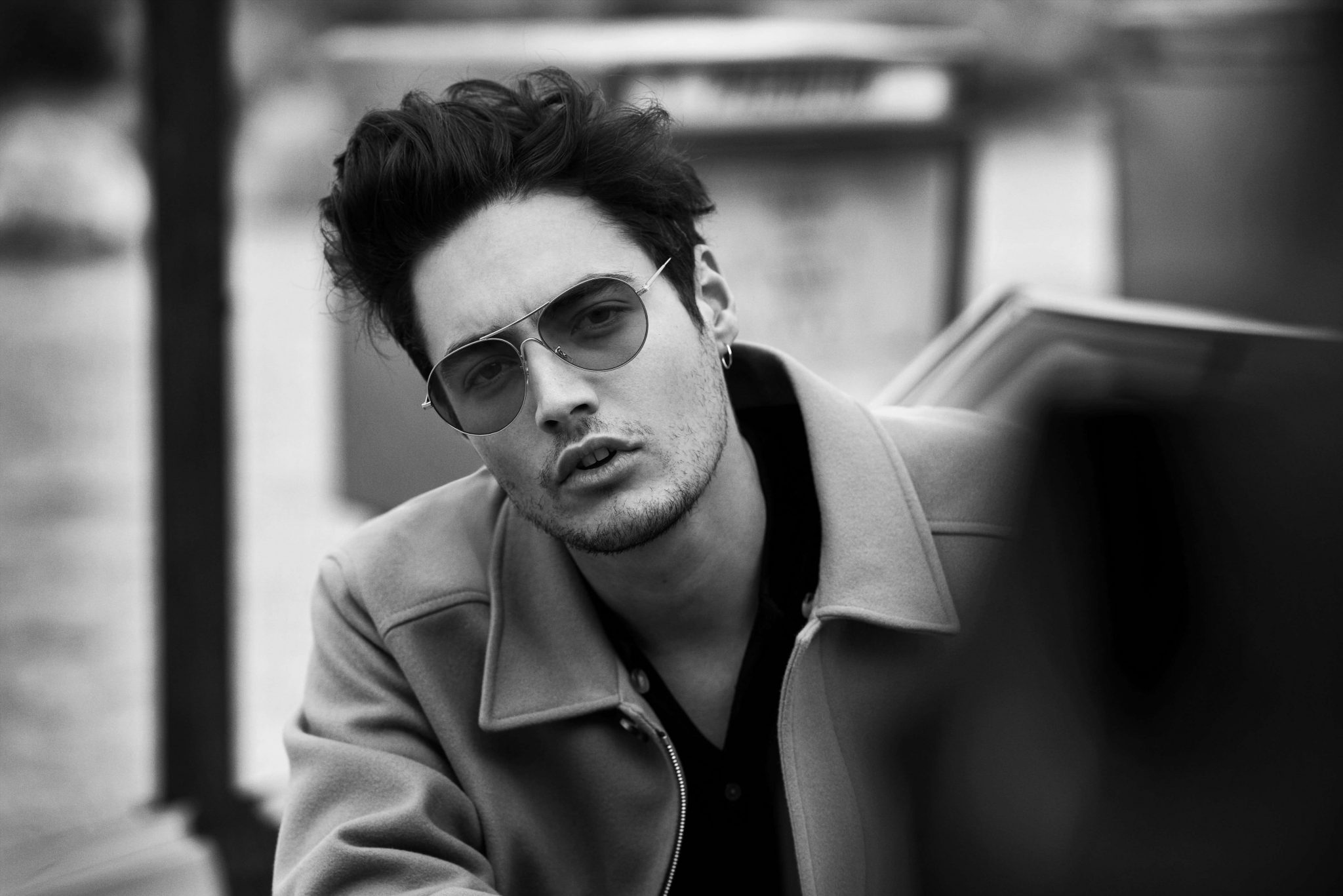 Oliver Peoples 30th anniversary campaign 2