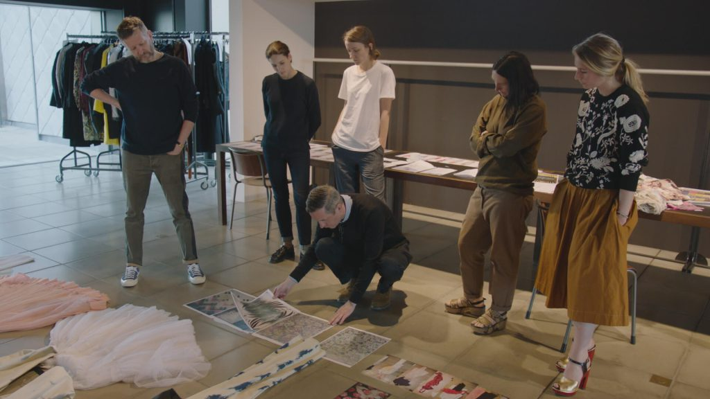 """""""Dries"""": an exclusivepeek into the private world of Dries van Noten"""