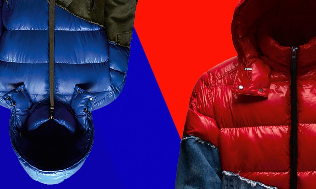 "The worlds of Moncler and Greg Lauren ""Collide"" for a limited edition Fall/Winter 2017 collection"
