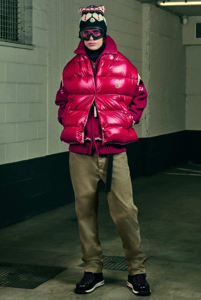 Meet Mr Moncler and His Padded Jackets