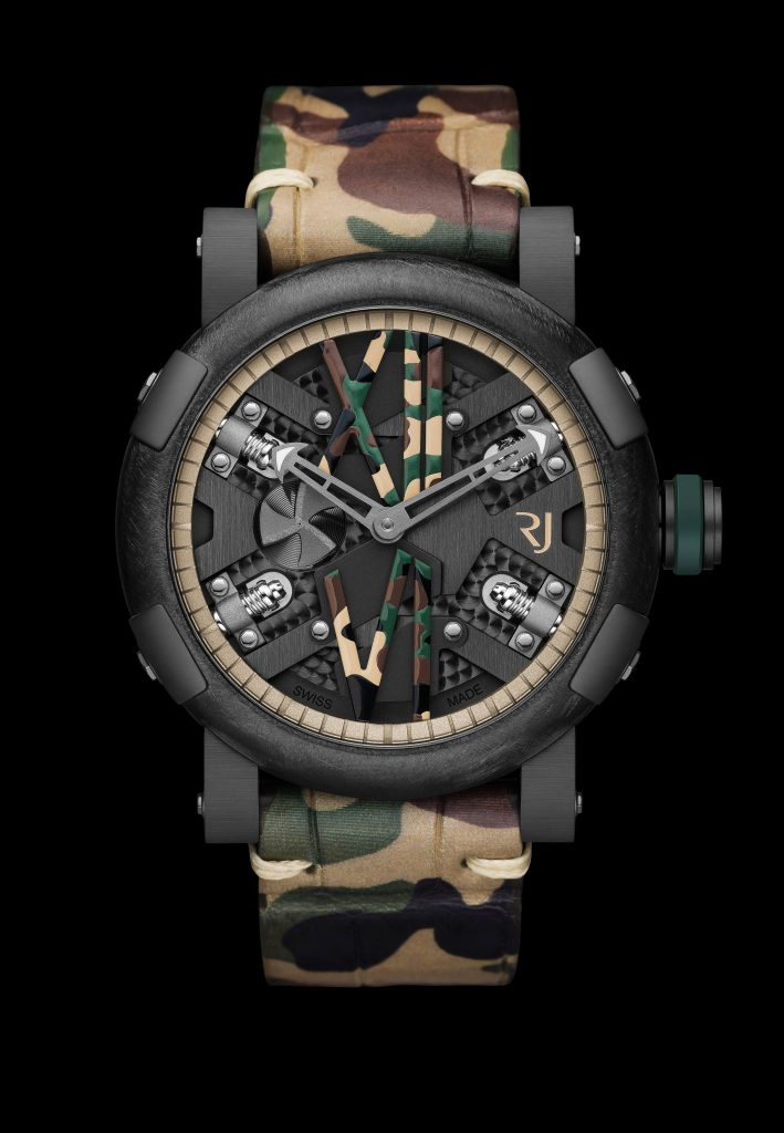 This Season's Finest Military-Themed Watches