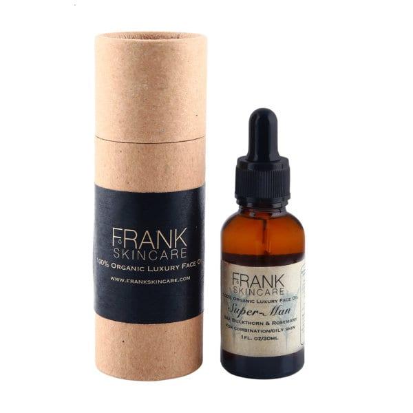 FrankSkincare Super-Man luxury Face Oil
