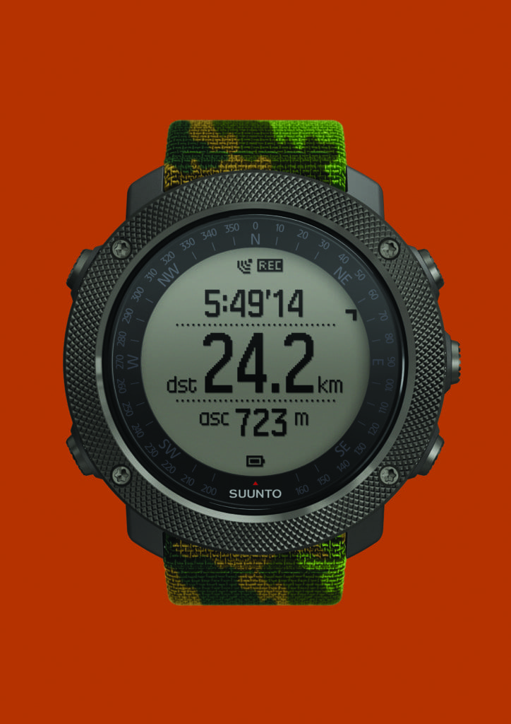 Suunto presents two new additions to their Traverse Alpha collection