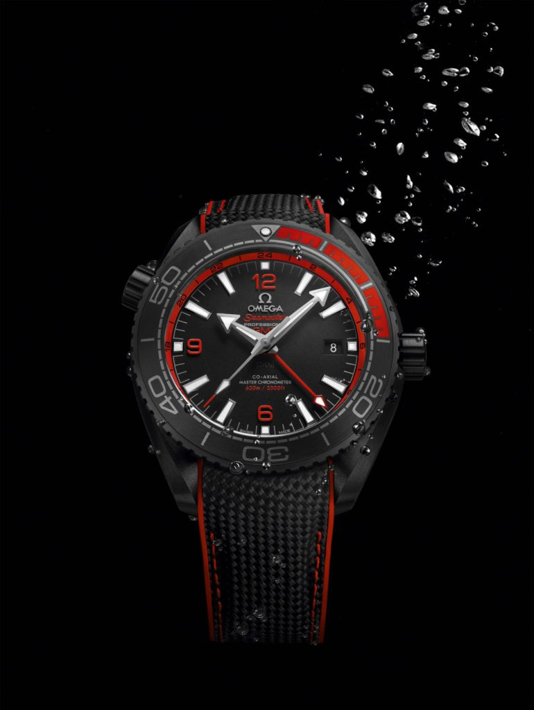 OMEGA partners with the Volvo Ocean Race 2017 and unveils a new Seamaster