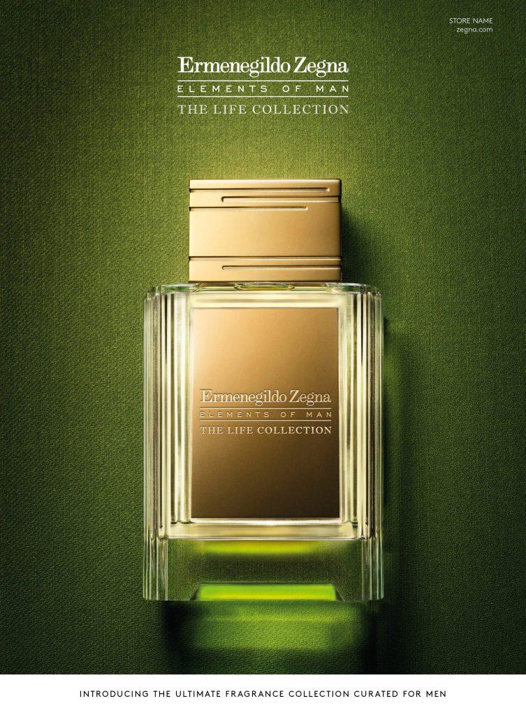 Ermenegildo Zegna Elements of Man: The Life Collection
