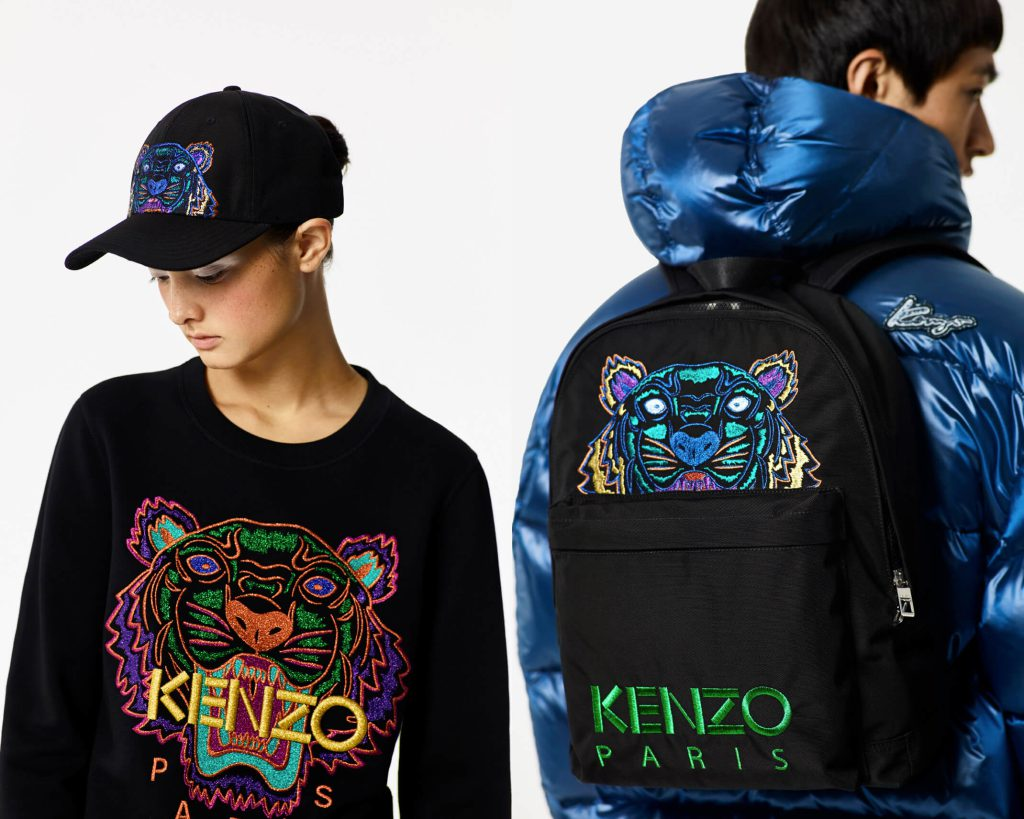 Travel in style with Kenzo's Holiday 2017 collection