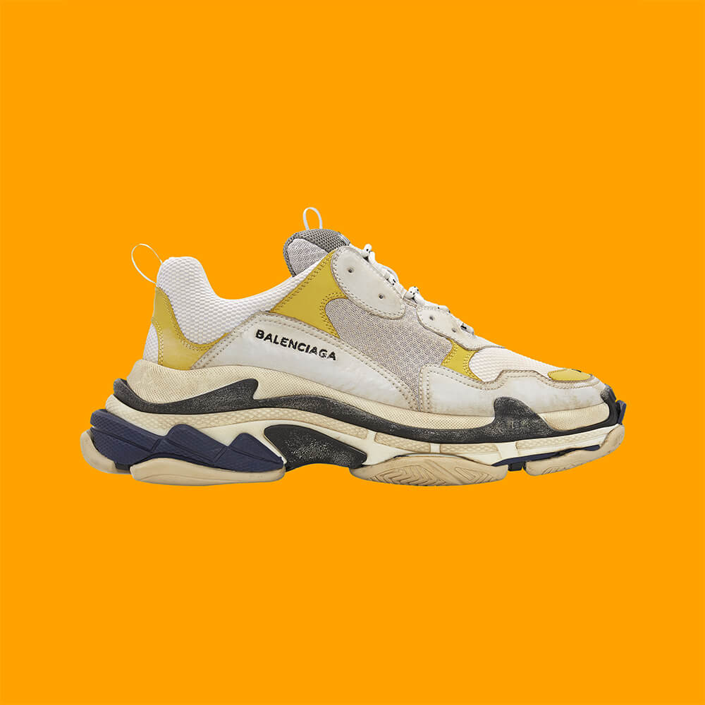 Balenciaga teams up with Dover Street Market Singapore to release an exclusive Triple S colourway