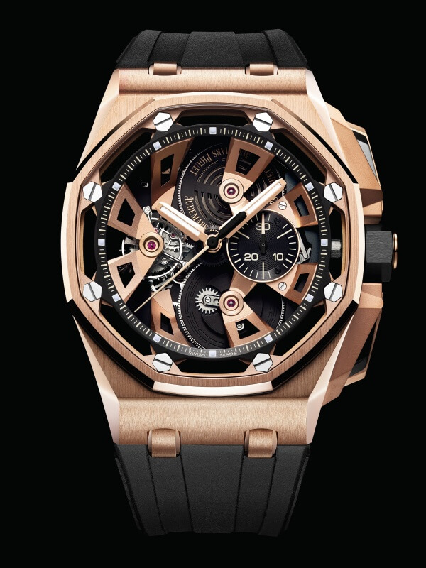 Audemars Piguet unveils a trio of new Royal Oak Offshore Chronographs to celebrate its 25th anniversary