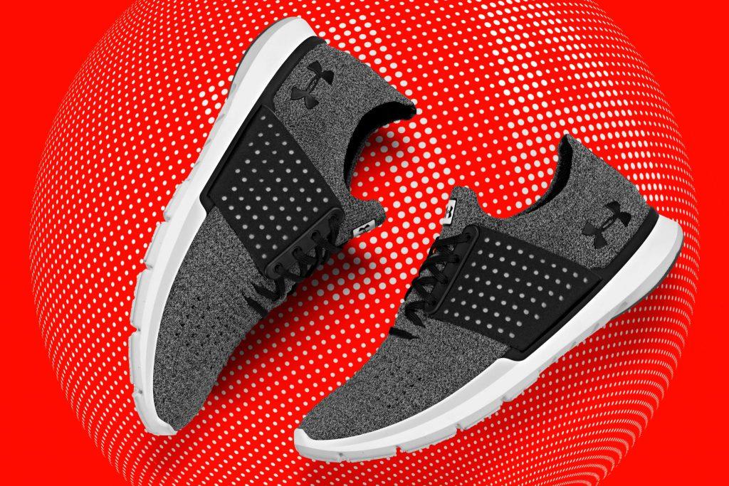 Under Armour unveils a brand new Threadborne Slingwrap Running Shoe