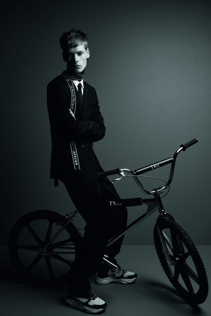 The Highly Exclusive Dior HOMME BMX Bike is Here