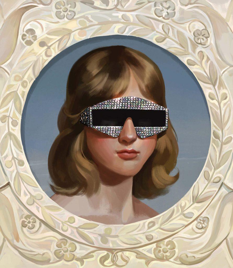 "Gucci unveils a ""Utopian Fantasy"" for its S/S18 campaign"
