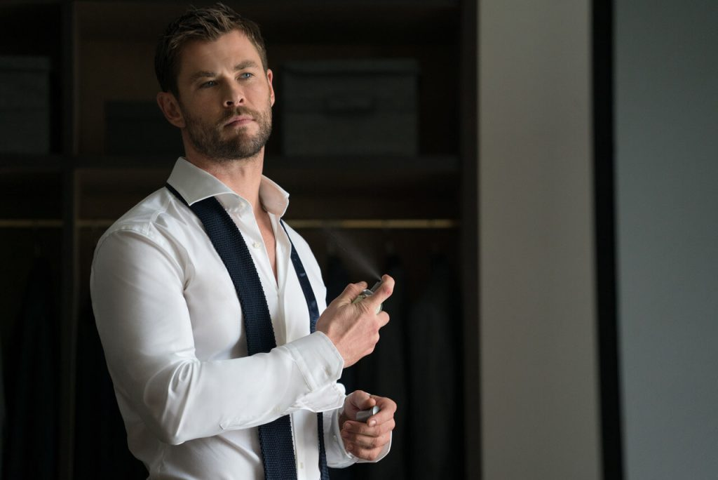 "Chris Hemsworth fronts Boss's latest BOSS BOTTLED ""Man Of Today"" campaign"