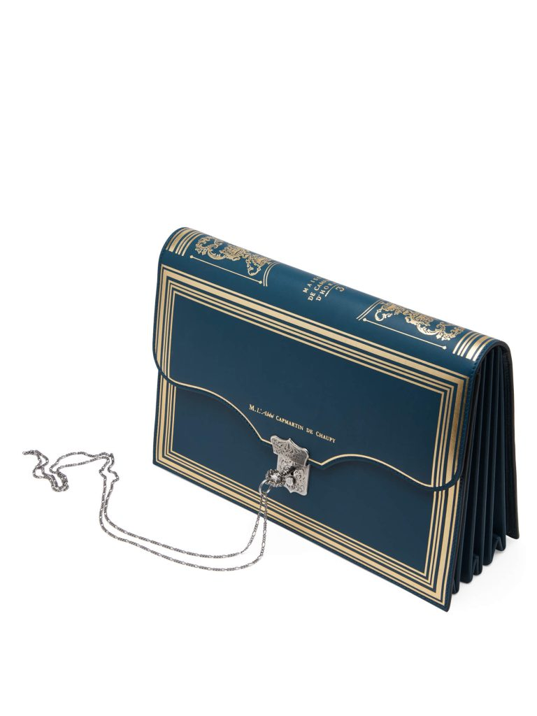 A Closer Look at Gucci's Intellectual Book-Clutch