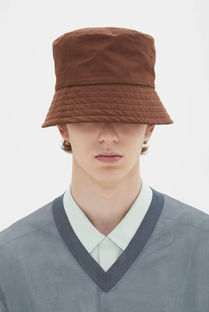 COS takes a leaf from paper for Spring/Summer 2018