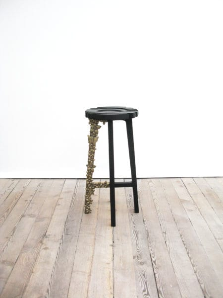 Spring Stool by Gabby Lichauco