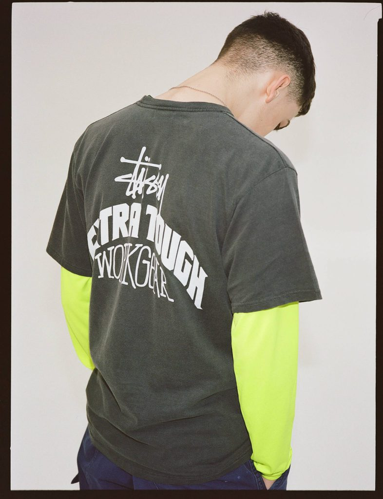 Stüssy Launches Extra Tough Workgear Collection for the Street Enthusiasts