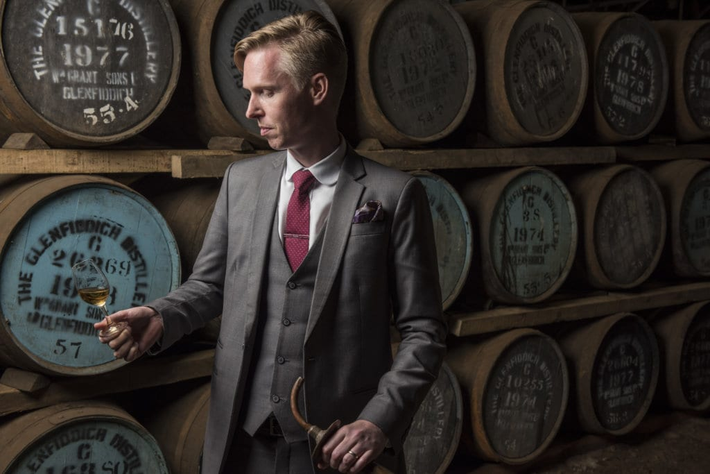 Glenfiddich Pushes Boundaries with its Singular Single Malts
