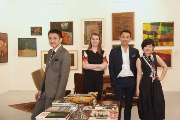 3.	Image of Art Agenda, S.E.A. Team. Image courtesy Art Agenda, S.E.A.