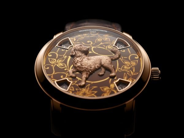 METIERS D'ARTTHE LEGEND OF THE CHINESE ZODIAC – year of the dog