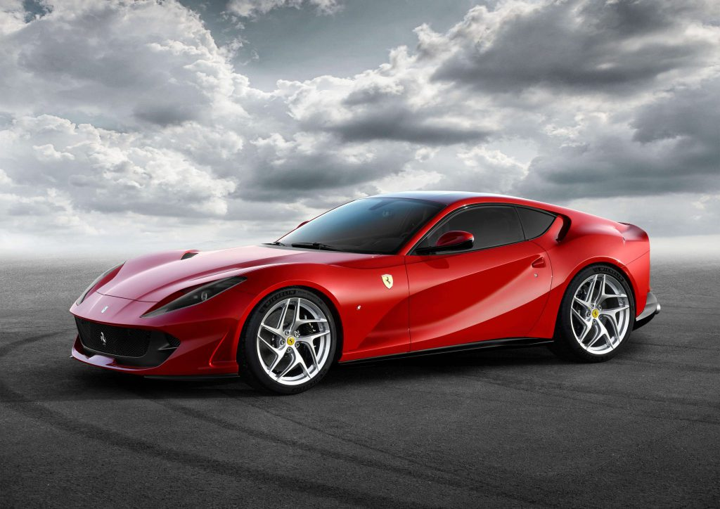 48 Hours with the Ferrari 812 Superfast