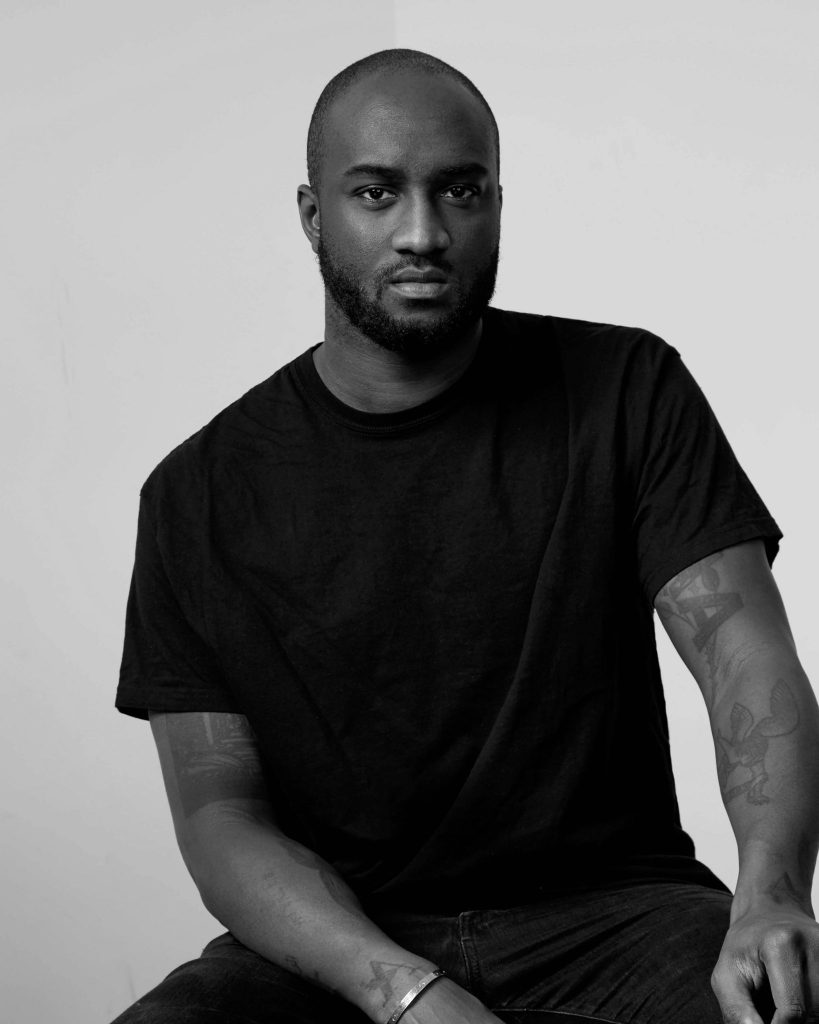 Virgil Abloh Is Louis Vuitton's Latest Menswear Designer