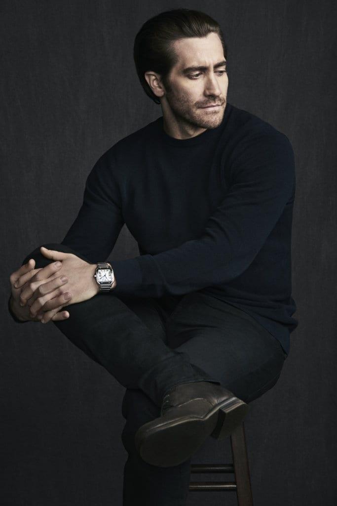 Jake Gyllenhaal Fronts Santos De Cartier