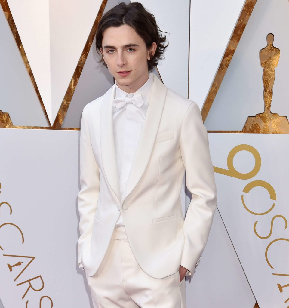 5 Best-Dressed Men at the Oscars 2018