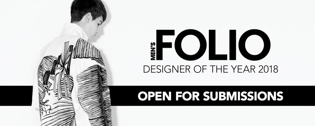 Men's Folio Designer of the Year 2018: #ShareYourSin