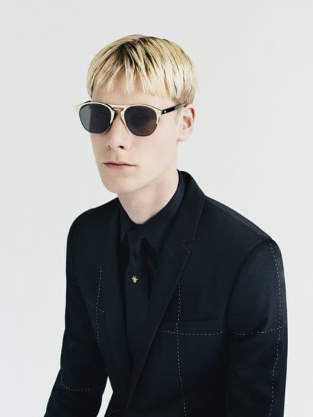 Dior Homme Gold Capsule by Paolo Roversi