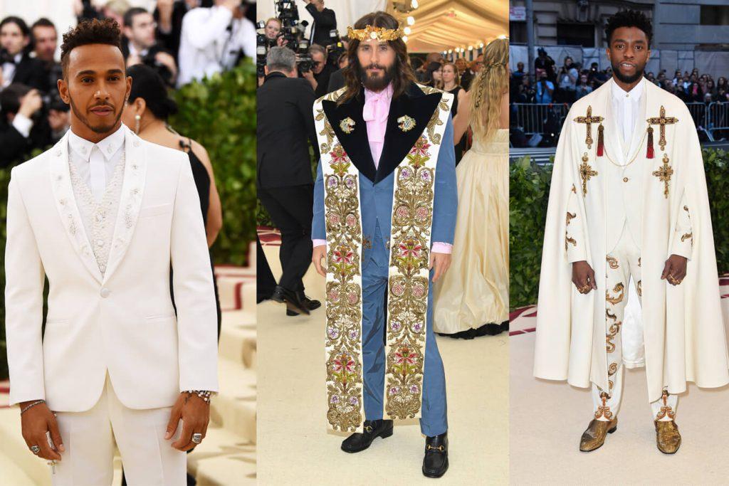 Met Gala Mens Fashion