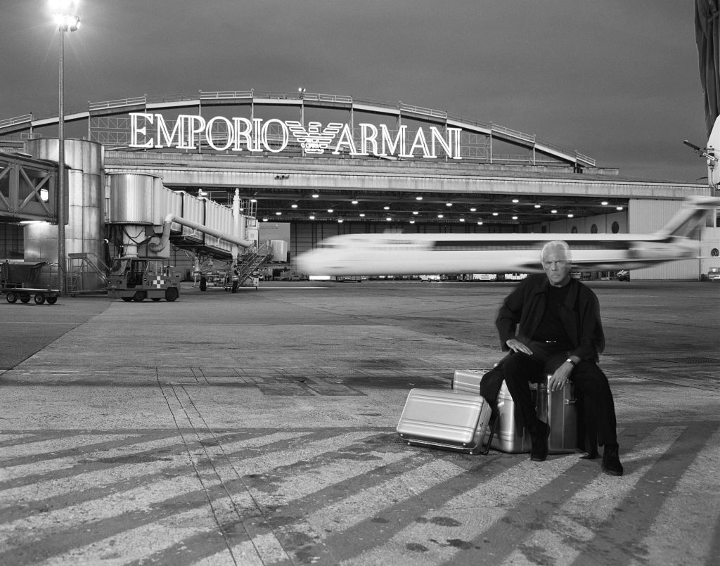 Emporio Armani's Spring/Summer'19 is Ready for Take Off