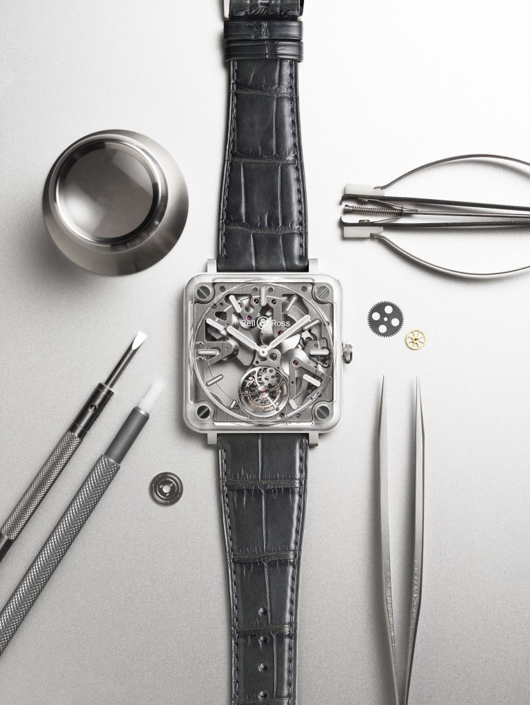 Bare Bones: Bell & Ross BR-X2 Skeleton Tourbillon Micro-Rotor