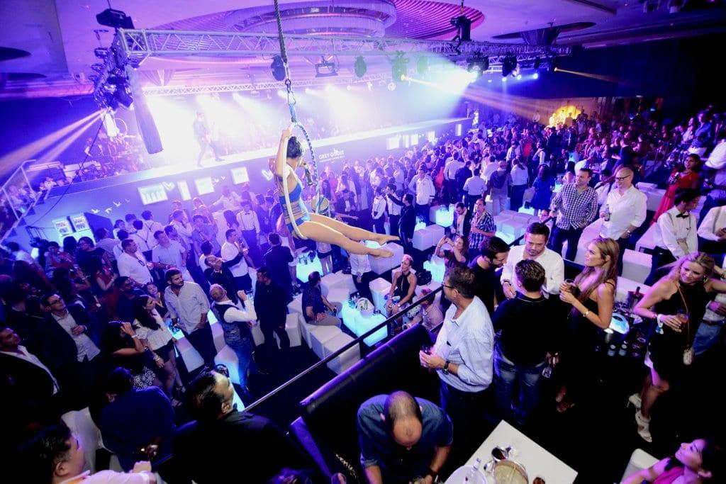 Podium Lounge Singapore Celebrates its 10th Anniversary during F1 Weekend