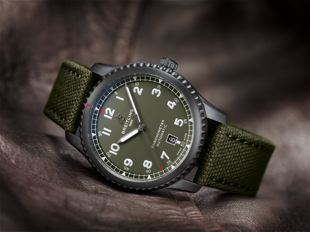 Watches Go Green in 2019