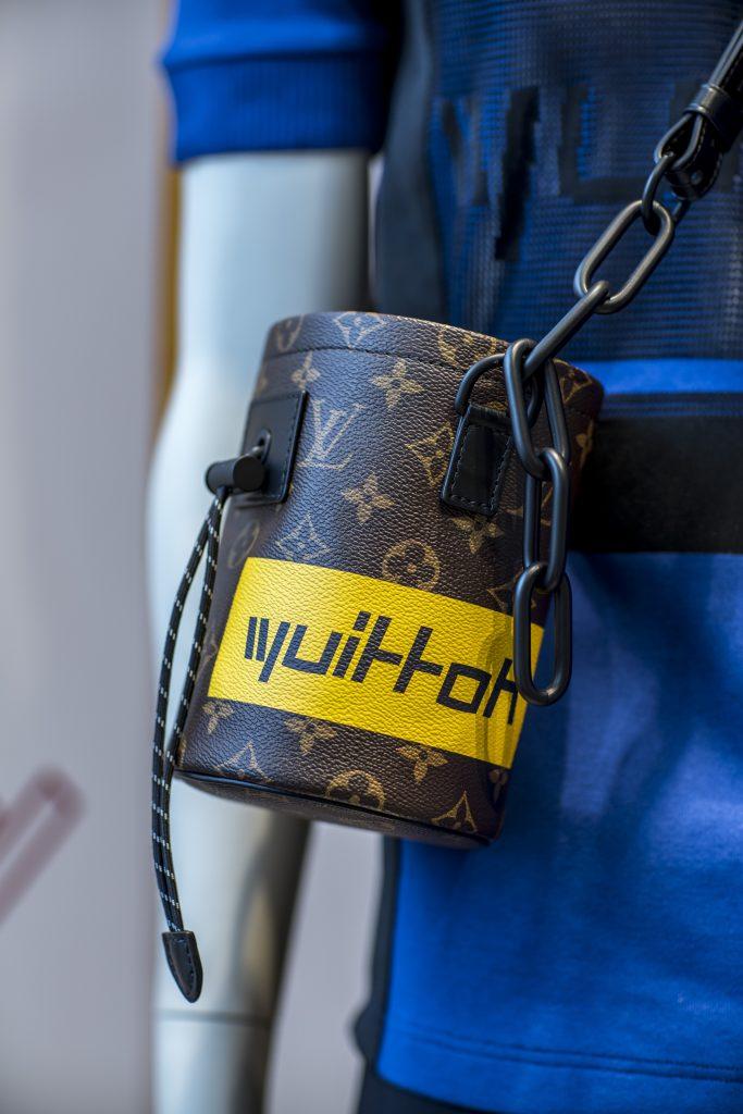 Louis Vuitton Men Pre-Fall '19 Collection