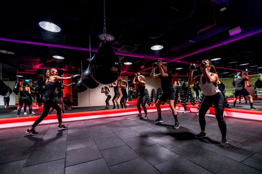 Empowering Workouts at Boutique Gyms