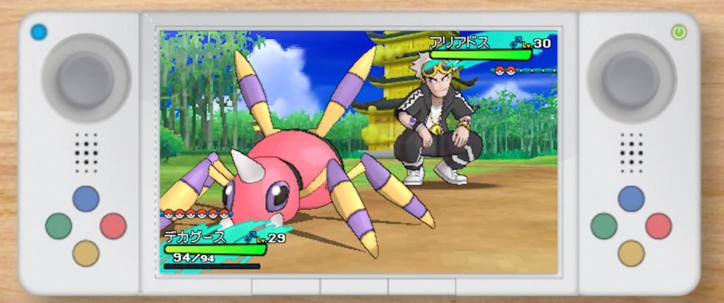 【家用or手提?】《Pokemon》新作確定登陸任天堂NX!