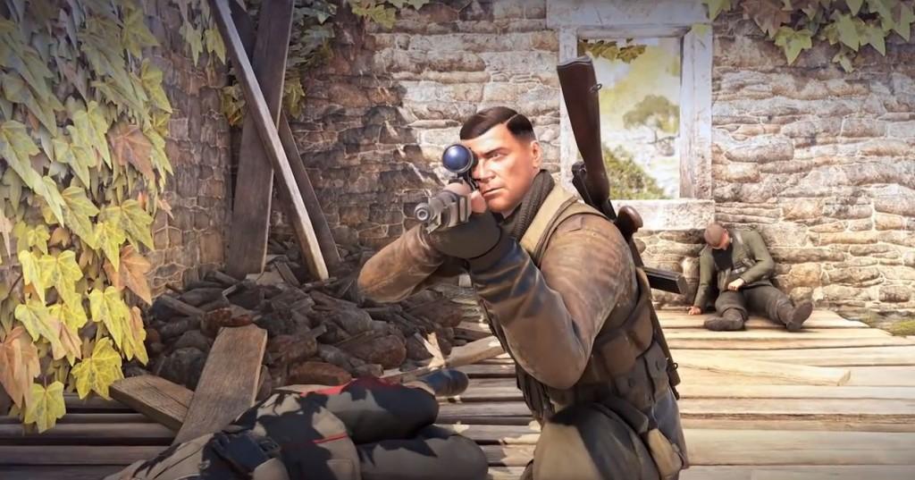 【爆丸SHOT】《Sniper Elite 4》狙擊精英繼續追殺希特拉!