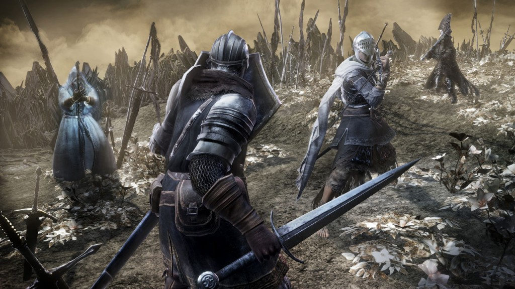 【鐮刀女與白狼】《Dark Souls III》DLC「ASHES OF ARIANDEL」實玩片首度公開!
