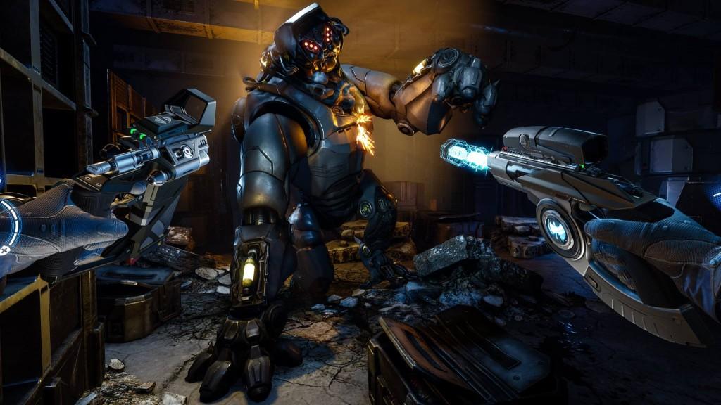 【VR】《METRO》團隊最新作玩VR!《Arktika.1》唔玩地鐵跳入未來世界!
