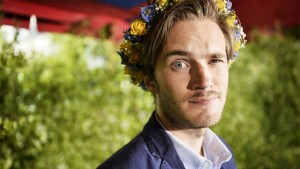 Portrait of video game commentator Felix Kjellberg, Stockholm, Sweden - 03 Jun 2014