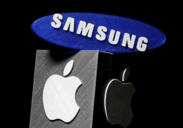 Samsung Owes Apple $120 Million