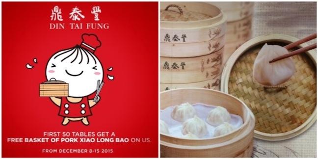 Din Tai Fung opens in Manila on December 8, 2015. Chow Buzz photos for InterAksyon.com.