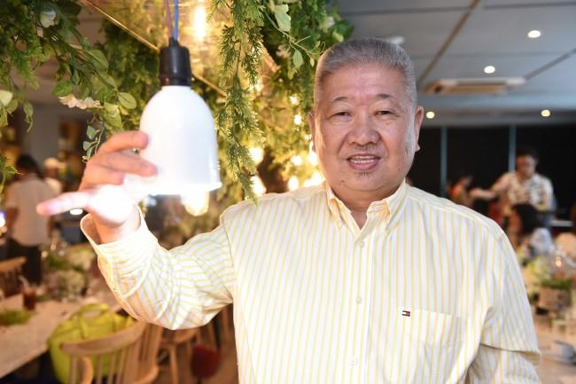 Johhny Chan, president of Rockford Marketing Corporation. Photo courtesy of RMC.