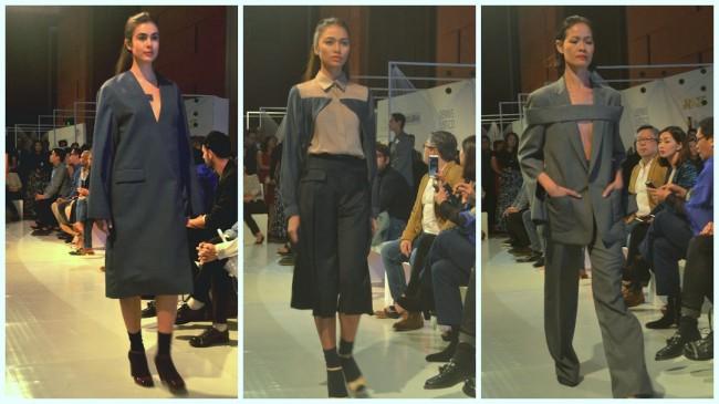 Models wear creations by Filipino fashion designer Ivan Aseron during a presentation at Fashion Exchange International, July 7, 2016. Photos by Romsanne Ortiguero, InterAksyon.com.